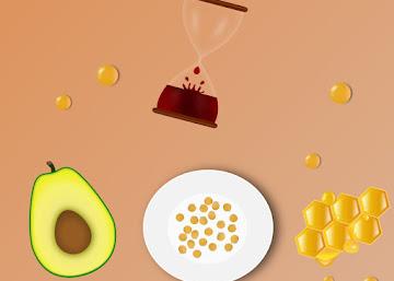 Receita Contra os Sintomas da Menopausa: Suco de Abacate com Soja e Geleia Real