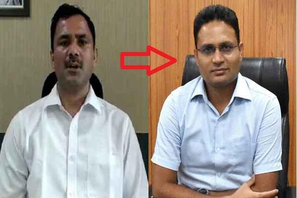 jitendra-yadav-new-deputy-commissioner-of-faridabad-take-charge