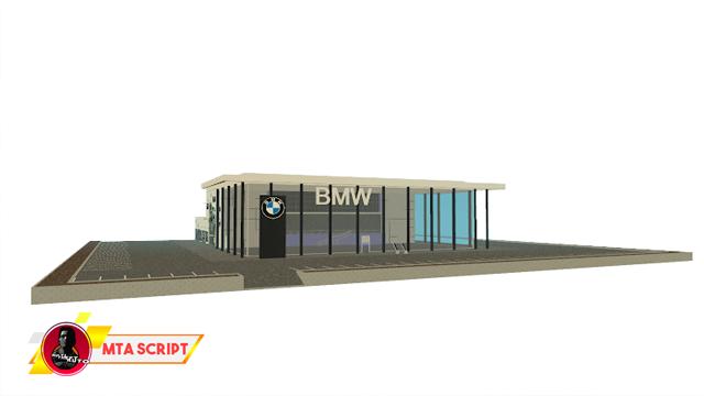MTA:SA BMW Oto Galeri Objesi