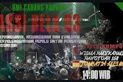 Massa HMI Cabang Padang, Akan Kepung Kantor DPRD Sumatera Barat Siang Nanti