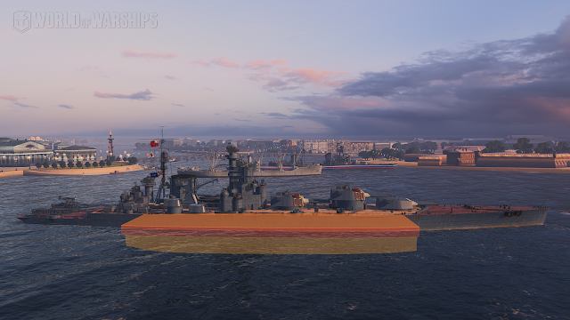Lenin world of warships