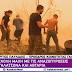 Φωτιά στη Εύβοια: όγδοη ημέρα μάχης με τις φλόγες