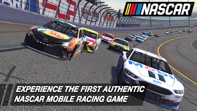 Download Nascar Heat Mobile Mod Apk Infinite Money 1.2.4 Terbaru