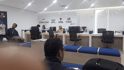 Shipping Carrier Agent CMA CGM Group Indonesia