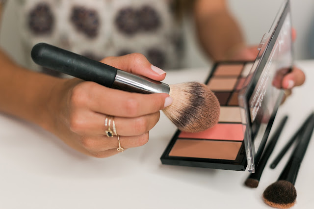 nyx eyeshadow, sun skincare tips, target beauty, how to protect skin from sun
