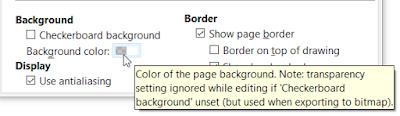 Inkscape Arka Plan Rengini Değiştirme