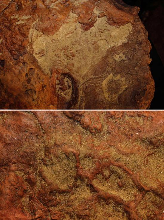 'Dinossauros da NASA' - terreno da Agência espacial está repleta de rastros de animais pré-históricos - Img 2