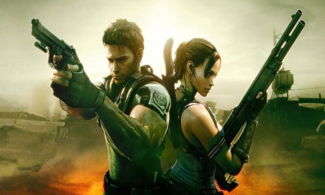 Capcom publica Resident Evil 5 para os consoles. O quarto game da franquia também chegará para os consoles atuais.