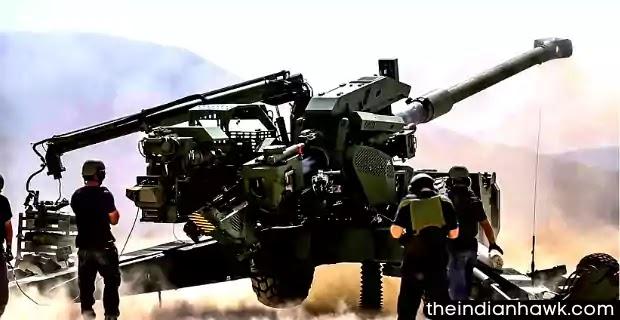 Israel's ATHOS Gun System
