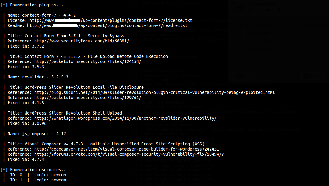 WPSeku – Black-Box Remote WordPress Security Scanner