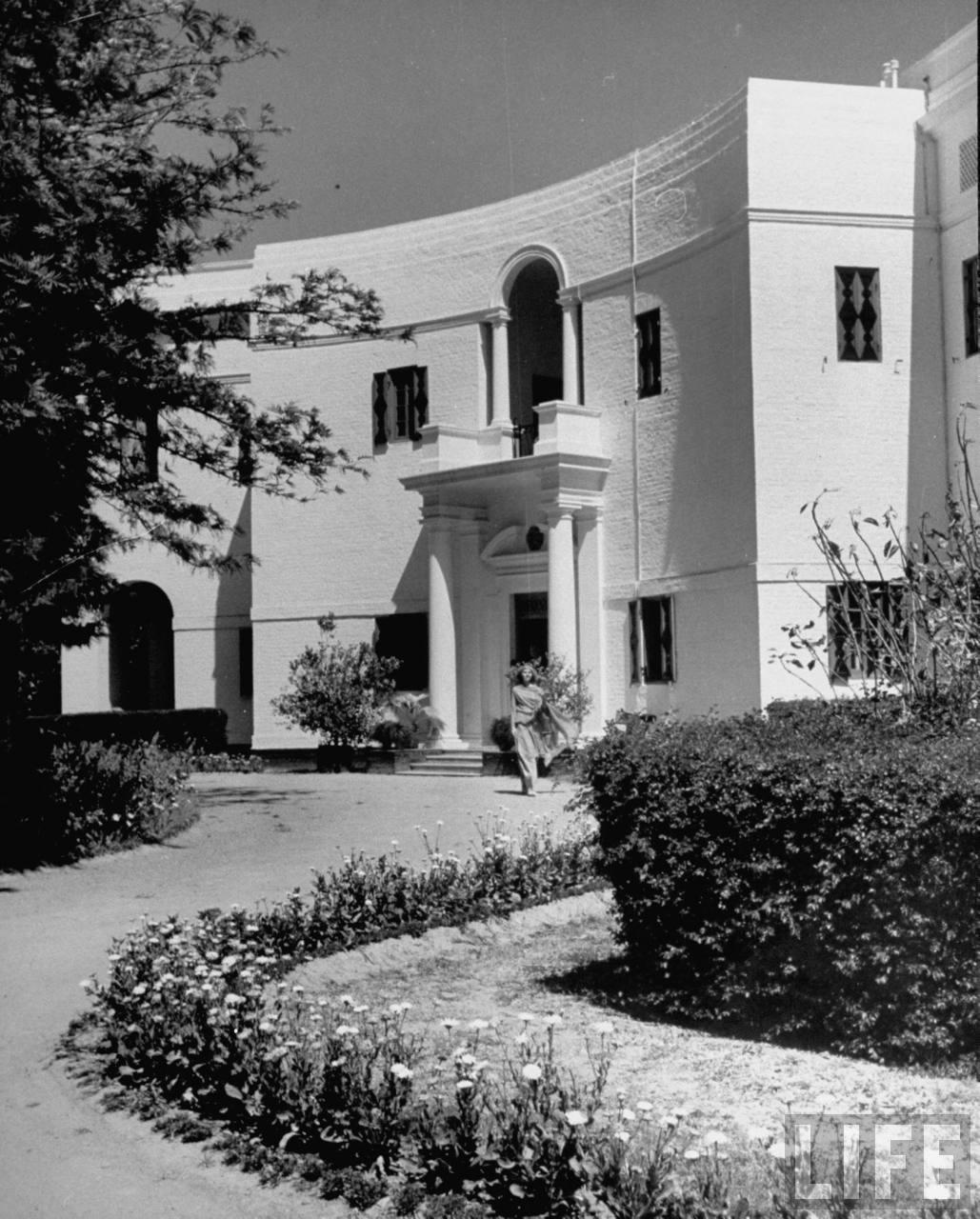 Palatial home of Mohammed Ali Jinnah