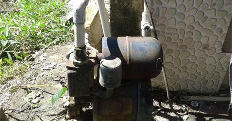 Solusi Mengatasi Mesin Pompa Air Hidup tidak Keluar Air ...