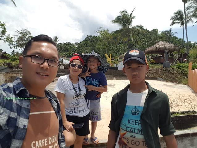 JelajahSuwanto di Kinaari Resort Likupang Barat | ©jelajahsuwanto