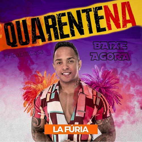 La Fúria - CD - Quarentena - 2020