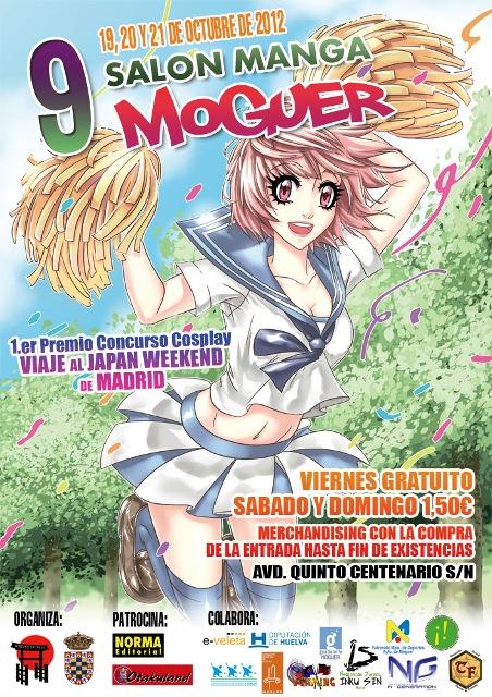Salón del Manga de Moguer - Huelva 1