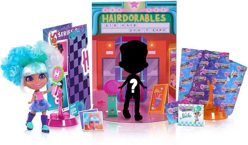 HairDUDEables boy dolls Series 2 BFF pack