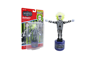 San Diego Comic-Con 2019 Exclusive Beetlejuice Wood Push Puppet by Entertainment Earth x Bif Bang Pow!