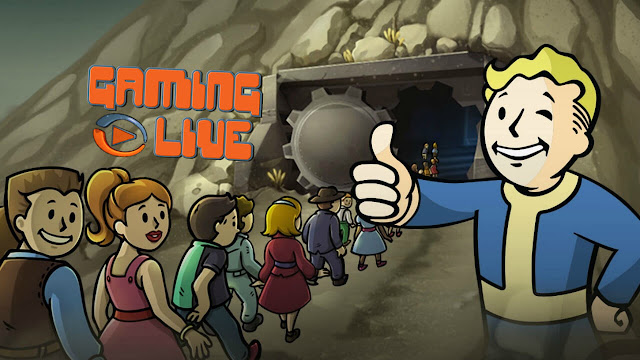 شرح و تحميل لعبة Fallout Shelter نسخة مهكرة اخر اصدار