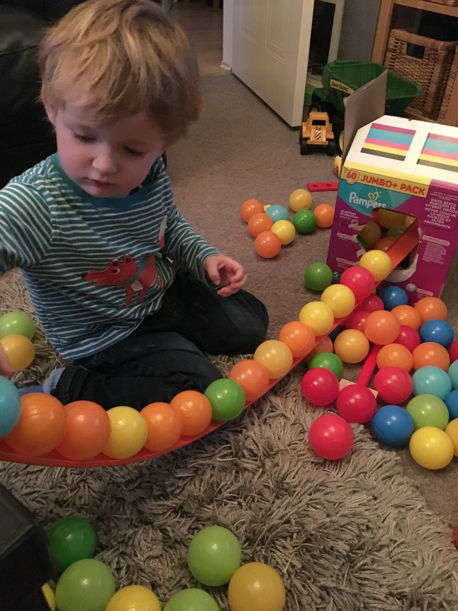 5-Minute-Games-For-Toddlers-Treasure-Chest-and-Ball-Rolling