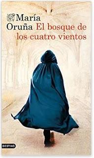 «El bosque de los cuatro vientos» de María Oruña
