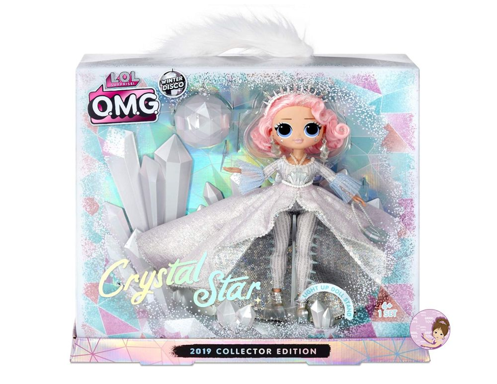 Crystal Star 2019 Collector Edition L.O.L. Surprise O.M.G. doll