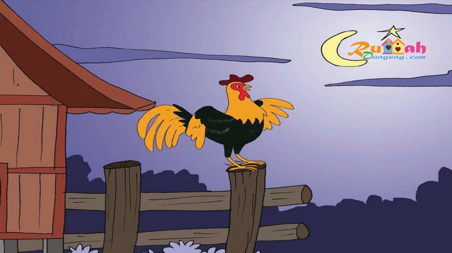 Dongeng Fabel Ayam Jago Baru