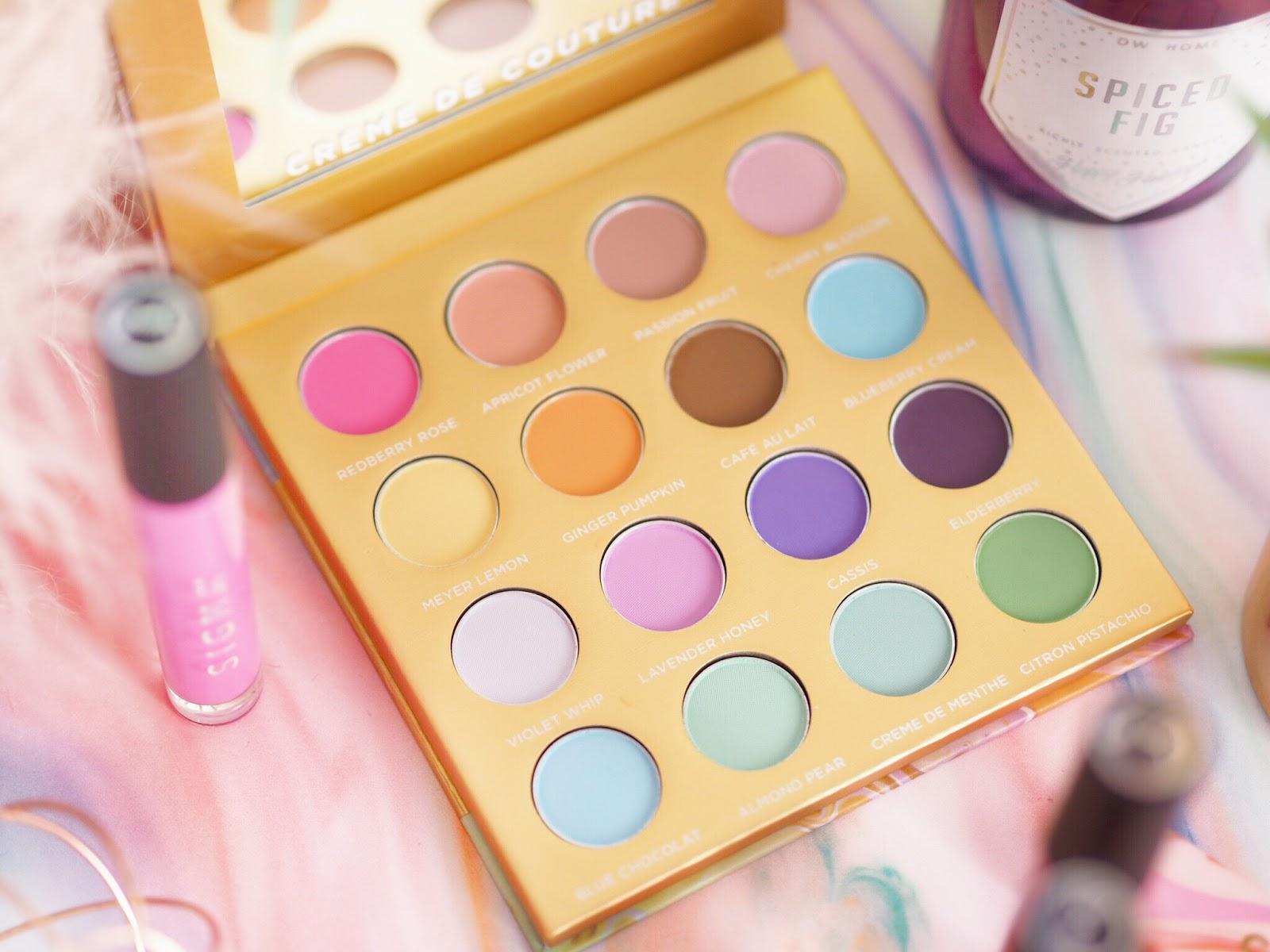 bright eyeshadow, bright eyeshadow palette, eyeshadow palette, sigma, sigma eyeshadow