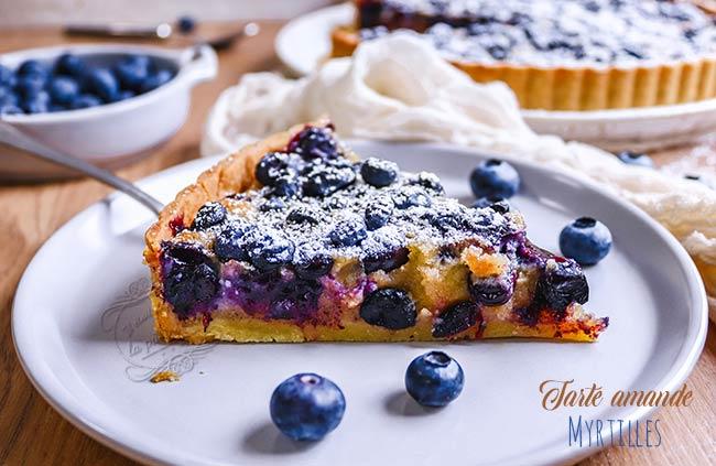 meilleure tarte myrtille