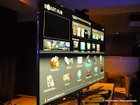 Samsung SMART TV Slim Profile