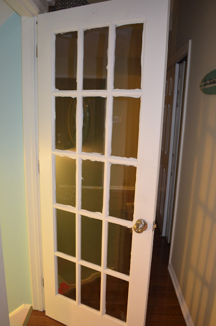 interior french door