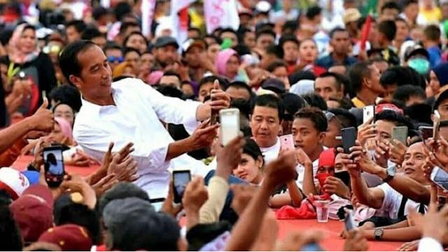 Dikawal Jutaan Pendukung, Pelantikan Jokowi Maju Sehari