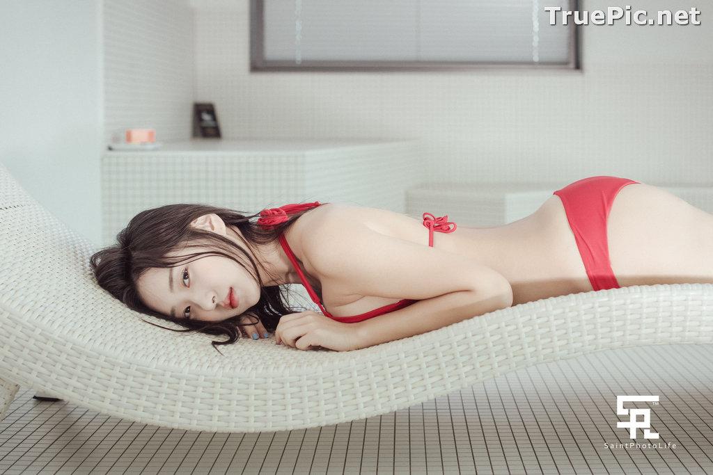 Image Korean Model - Shin Jae Eun (신재은) - Snow Hotel - TruePic.net - Picture-5