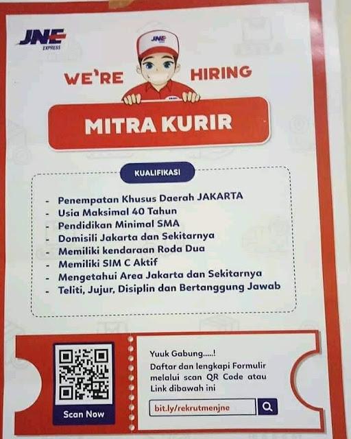 Lowongan Kerja Kurir Lazada : lowongan, kerja, kurir, lazada, LOWONGAN, MITRA, KURIR, Jakarta, Februari, SerangID