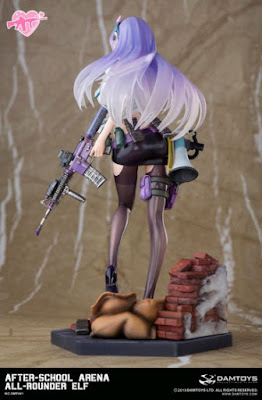 "All-Rounder ELF 1/7 de ""After-School Arena - First Shot"" - Damtoys"