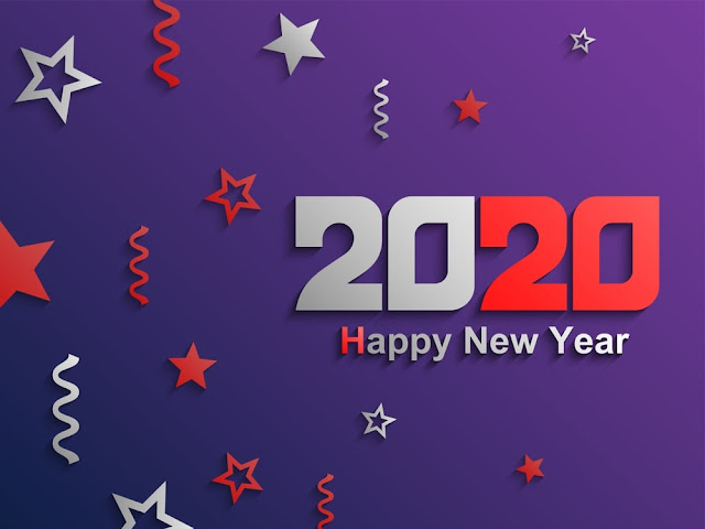 Happy New Year 2020 Images, Wallpapers 17
