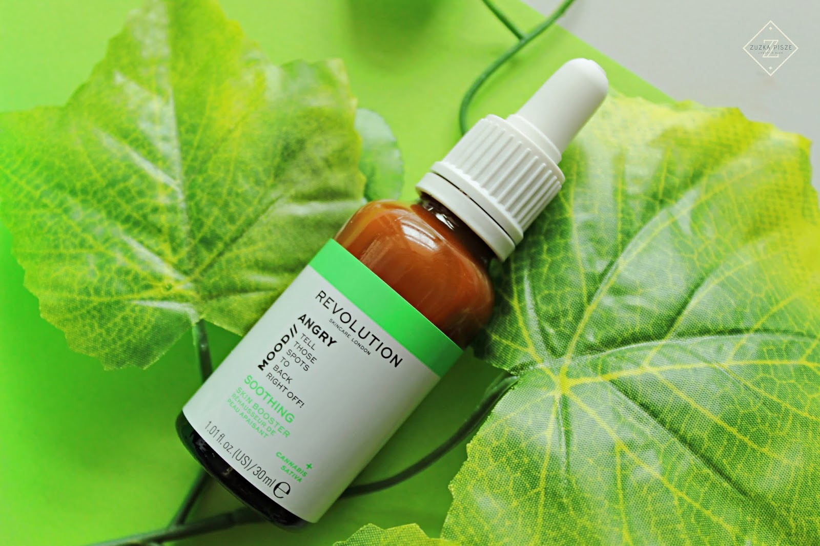 REVOLUTION SKINCARE - MOOD / ANGRY Skin Booster