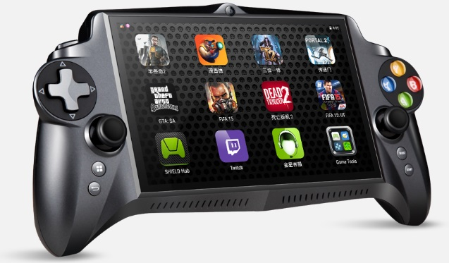 JXD Singularity S192, Tablet Gaming dengan Tombol Gamepad