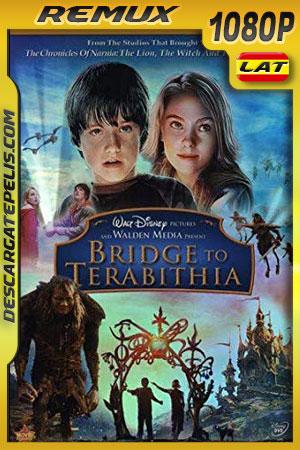 El mundo mágico de Terabithia (2007) 1080p BDRemux Latino – Ingles