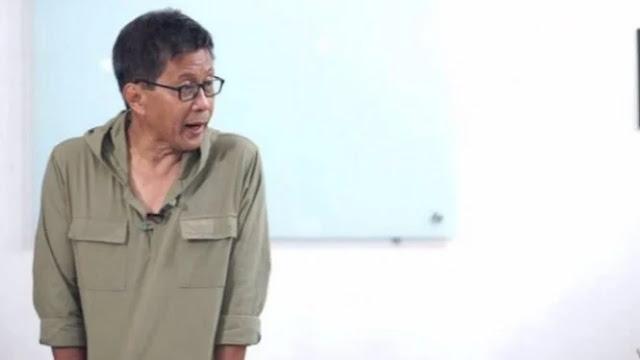 Rumahnya Mau Diambil Sentul City, Rocky Gerung: Kurang Ajar