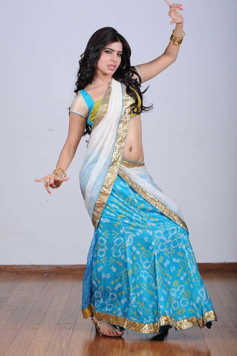 Desi Aunty Sexy Saree