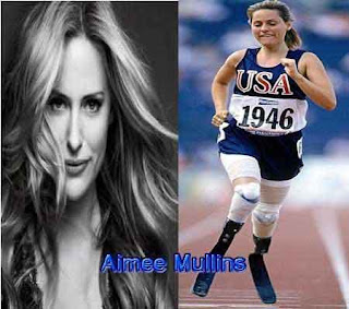 Hidup Adalah Perjuangan - Aimee Mullins