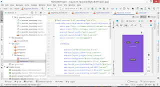 Varanasi Software Junction: Android Studio Theme