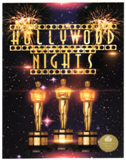 "Hollywood Nights. ""A roller coaster ride through the history of the silver screen."""