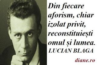 Aforisme Lucian Blaga