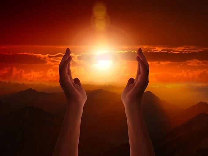 Oraciones para llamar al despertar de conciencia