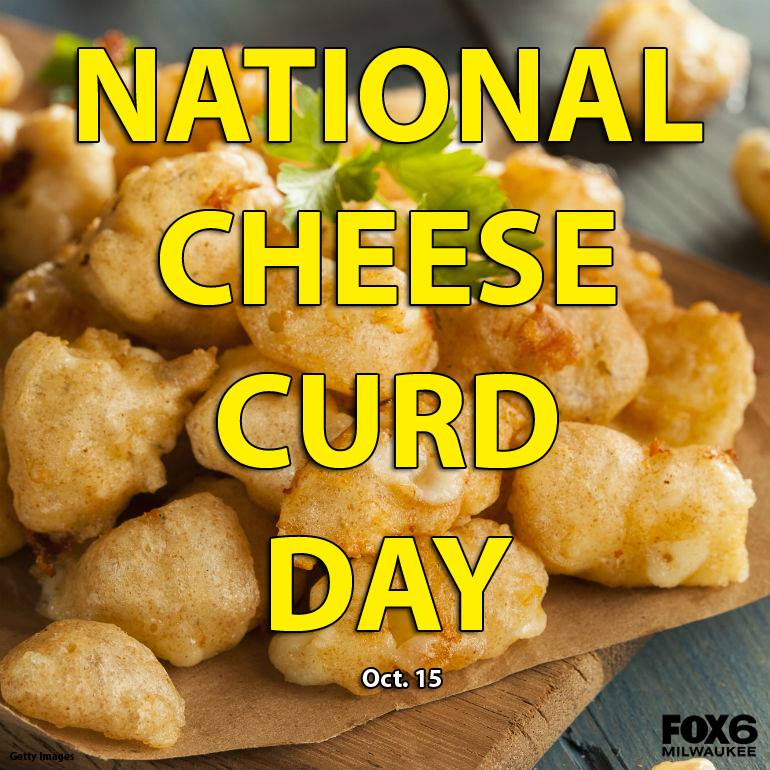 National Cheese Curd Day Wishes Unique Image