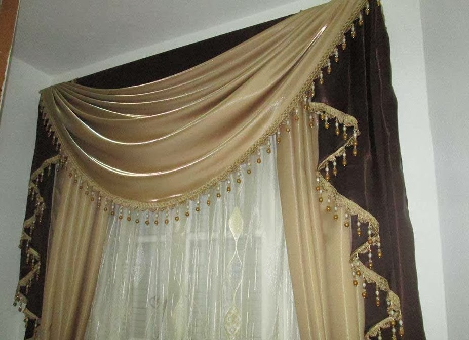 salon marocaine moderne rideaux occultants style marocain pour salon. Black Bedroom Furniture Sets. Home Design Ideas