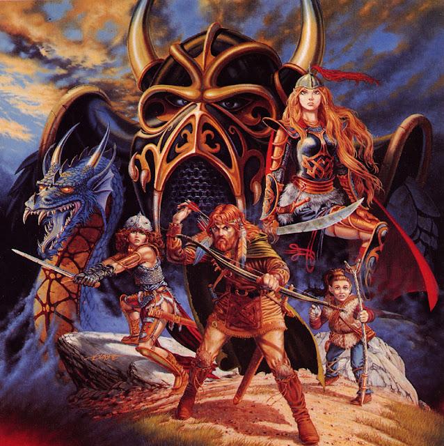 Recordando la Dragonlance - Dragonlance