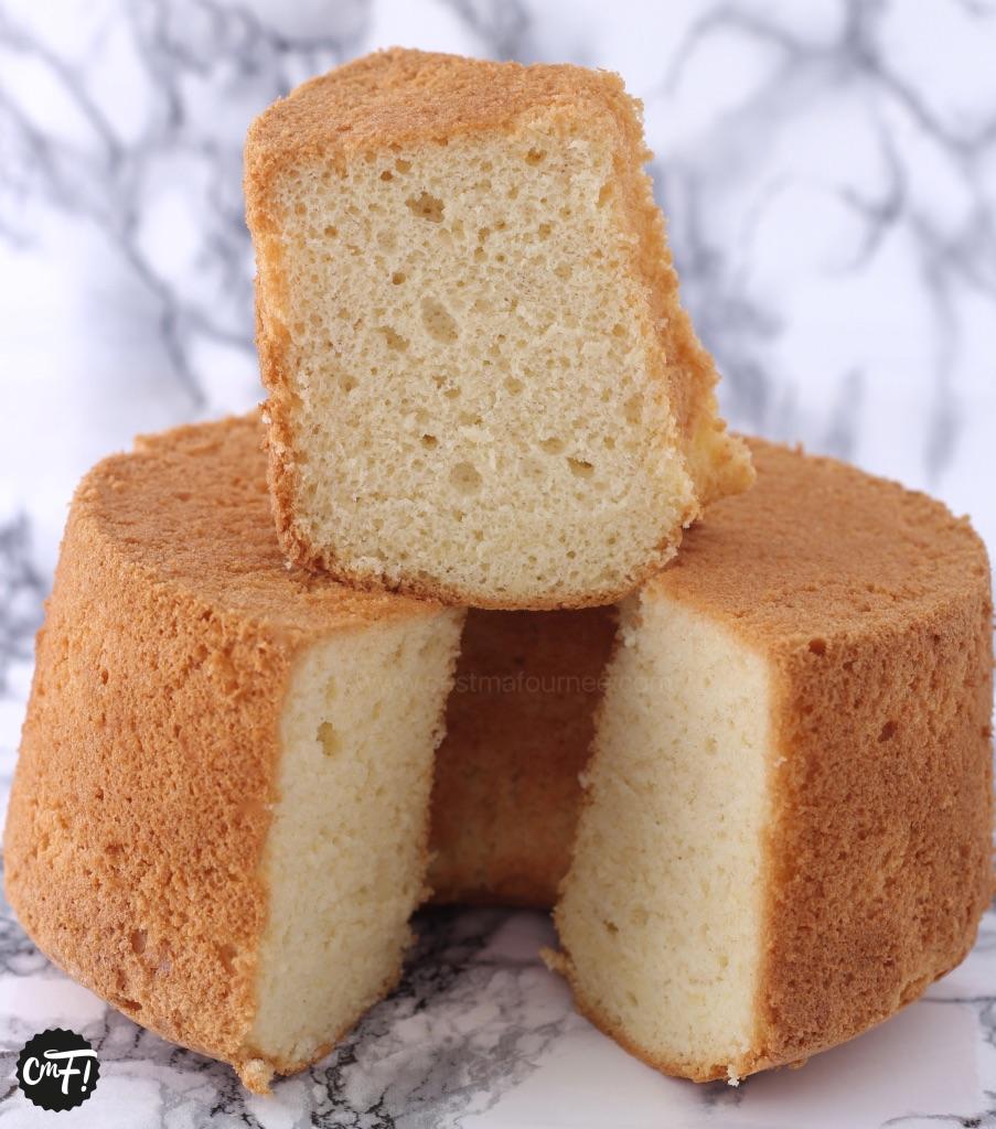 Gateau Base Chiffon Cake