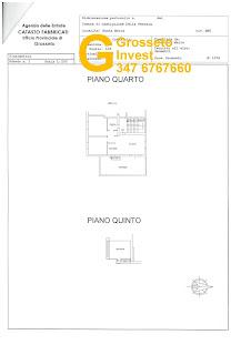 castiglione-pescaia-appartamenti-santa-maria, appartamento trilocale atticco Castiglione della Pescaia
